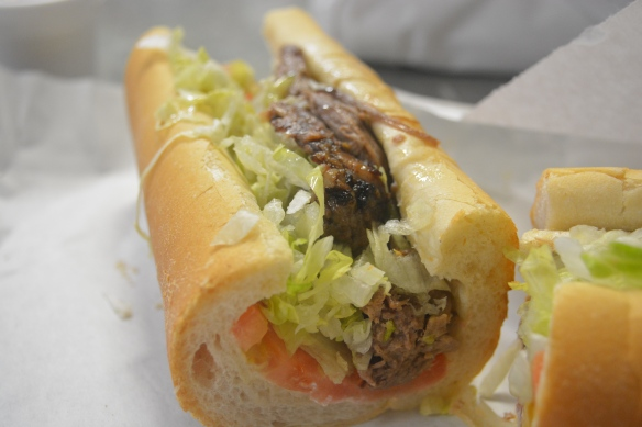 Da-Bris Pot Roast Poboy